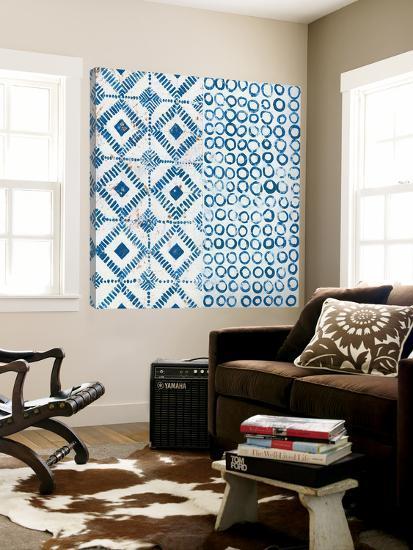 Maki Tile V-Kathrine Lovell-Loft Art