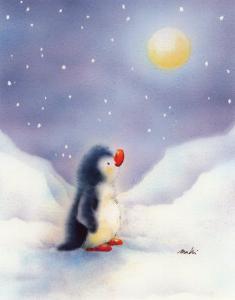 Little Penguin by Makiko