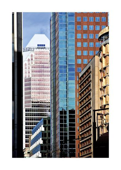 Making It To The Top-Burney Lieberman-Giclee Print