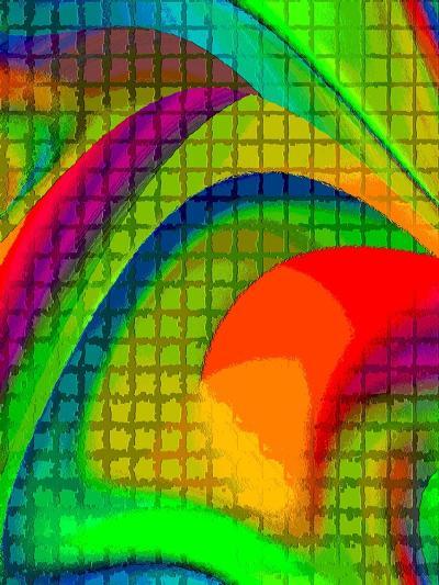Making Rainbows-Ruth Palmer-Art Print