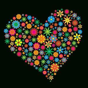 Flower Heart by Maksim Krasnov