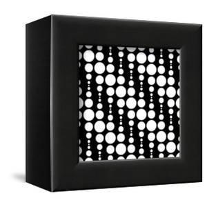 Monochrome Geometric Design by Maksim Krasnov