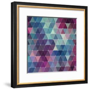 Triangles Background by Maksim Krasnov