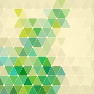 Vector Geometric Background by Maksim Krasnov