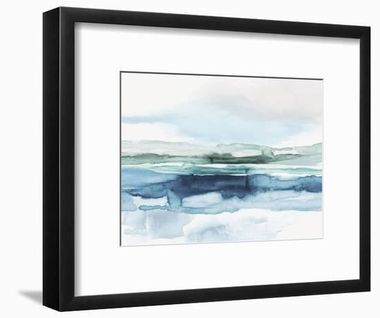 Malachite Pool-PI Studio-Framed Art Print