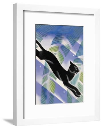 Malayan Night-Frank Mcintosh-Framed Art Print
