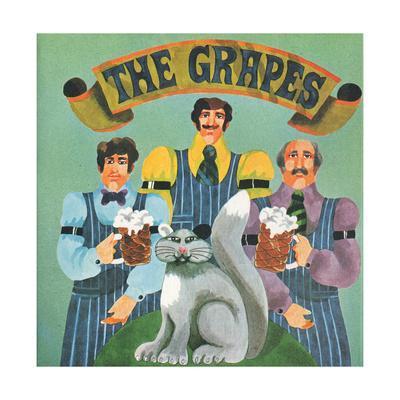 The Grapes Pub, 1970