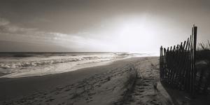 Beach Sunburst by Malcolm Sanders