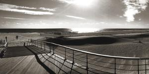 Beach Sunrays by Malcolm Sanders