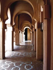 Casablanca Corridor by Malcolm Sanders