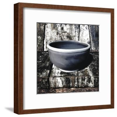 Ceramic Grey Bowl