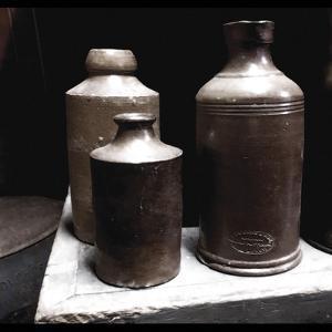 Ceramic Jugs by Malcolm Sanders