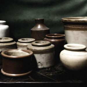 Ceramics by Malcolm Sanders