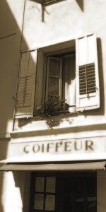 Coiffeur by Malcolm Sanders