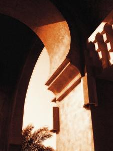 Moroccan Sundown by Malcolm Sanders