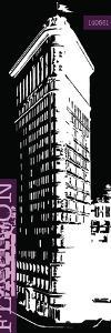 New York Deco I by Malcolm Sanders