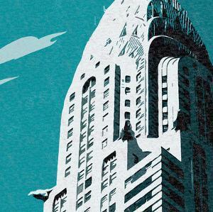 New York, New York! II by Malcolm Sanders