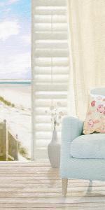 Ocean Breeze I by Malcolm Sanders