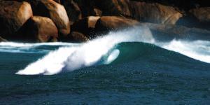 Sea Breeze by Malcolm Sanders