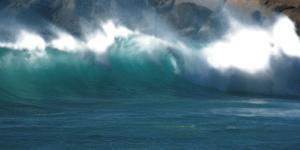 Sea Mist by Malcolm Sanders