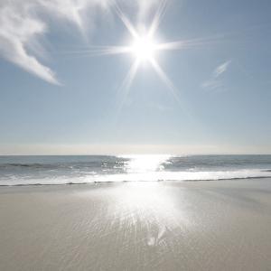Seascape - Mirror by Malcolm Sanders