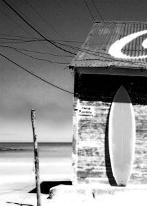 Surf Break Hangout by Malcolm Sanders