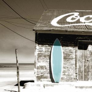 Surf Break by Malcolm Sanders