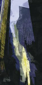 Urban Vertical Shadow by Malcolm Sanders