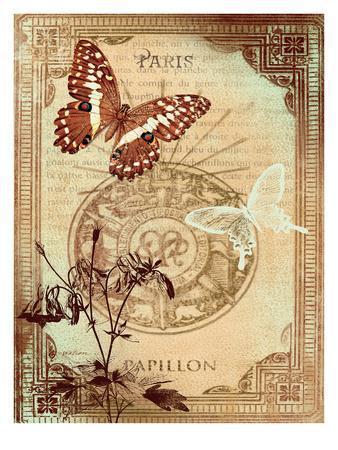 Paris Buterflies 2