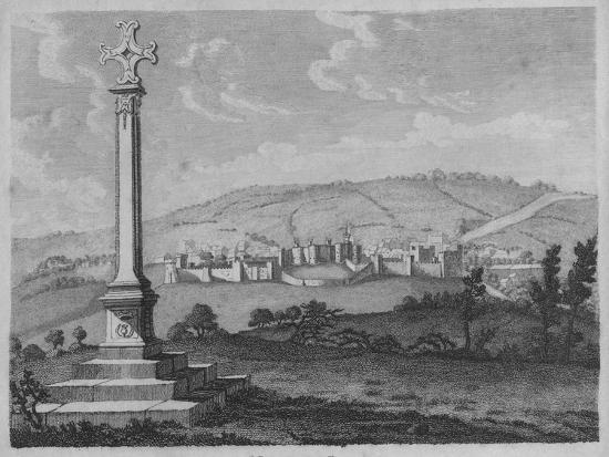 'Malcolms Cross', 1779-Unknown-Giclee Print