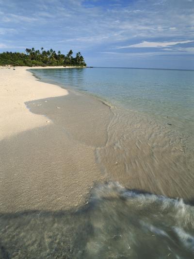 Maldives, Island Paradise, Ambara Island, View of Sand Beach-Stuart Westmorland-Photographic Print