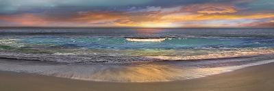 Malibu Alone-Mike Calascibetta-Art Print