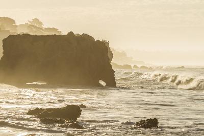 Malibu, California, USA: Famous El Matador Beach In Summer In The Early Morning-Axel Brunst-Photographic Print