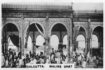 Maliks' Ghat, Calcutta, India, C1925--Giclee Print