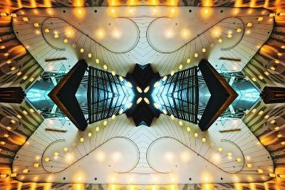Mall Ceiling, 2014-Ant Smith-Giclee Print