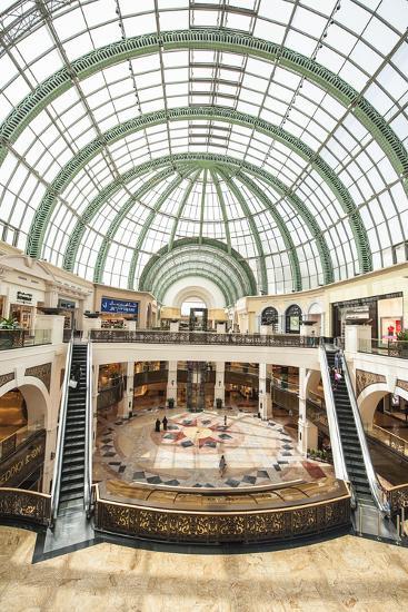 Mall of the Emirates, Dubai, United Arab Emirates-Michael DeFreitas-Photographic Print