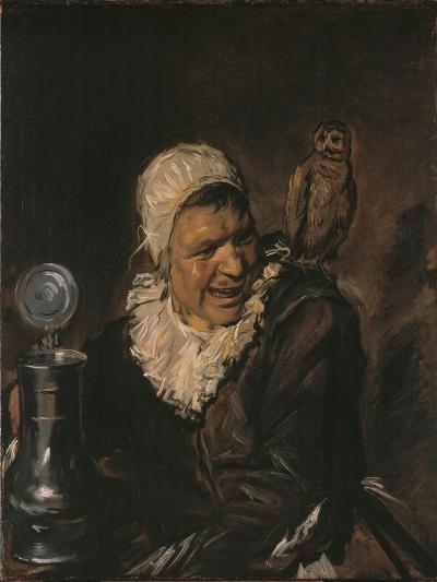Malle Babbe, C. 1633-Frans I Hals-Giclee Print