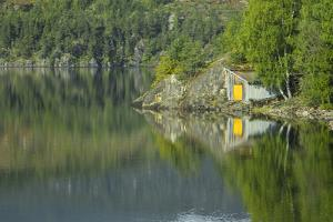 Enroute to Bergen, Norway. by Mallorie Ostrowitz