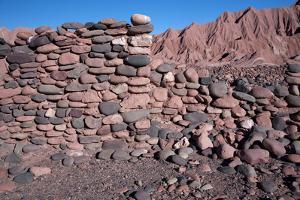 Ruins of the Pukara de Quitor Fortress Built by Indigenous People by Mallorie Ostrowitz