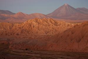 Sunset Near Catarpe, Atacama by Mallorie Ostrowitz