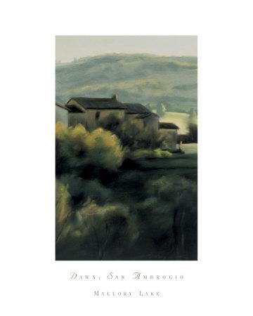 Dawn, San Ambrogio