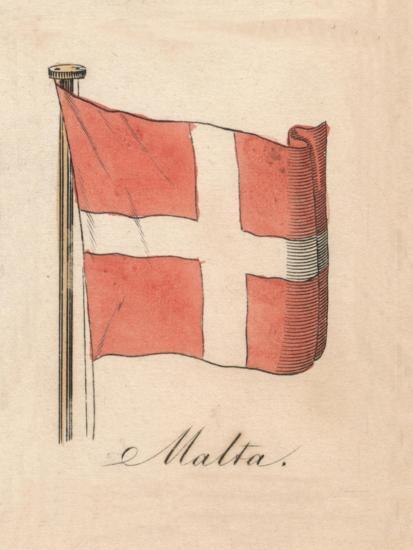 'Malta', 1838-Unknown-Giclee Print