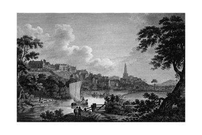 Malton, Yorkshire-F Nicholson-Giclee Print