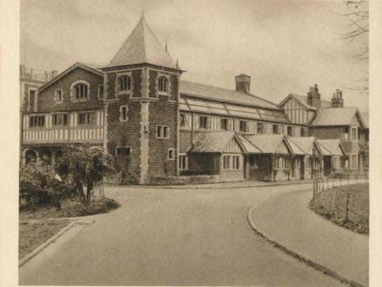 'Malvern College', 1923-Unknown-Photographic Print