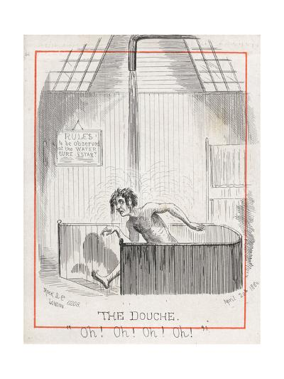 Malvern Water Cure--Giclee Print