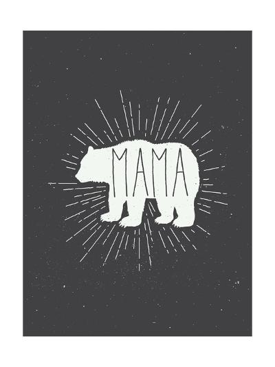 Mama Bear-Kindred Sol Collective-Art Print