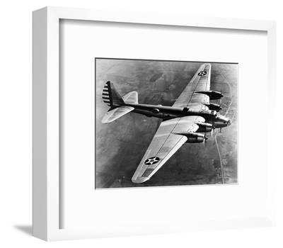 mammoth Boeing XB-15 Bomber
