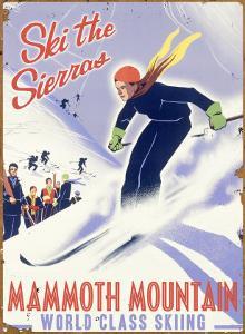 Mammoth Mountain, Ski the Sierras