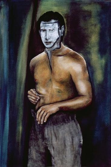 Man Changing in the Presence of Spirits, 2002-Stevie Taylor-Giclee Print