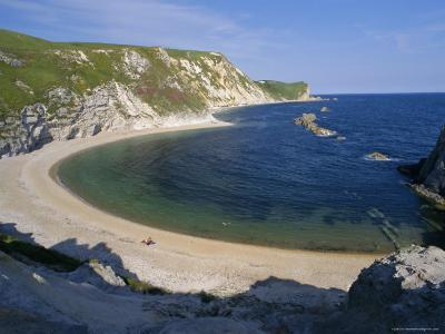 Man O'War Cove, Between Lulworth Cove and Durdle Door, Dorset, England, UK, Europe-Gavin Hellier-Photographic Print